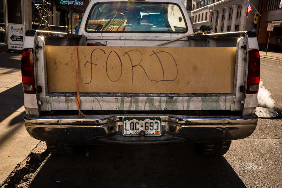 Built Ford