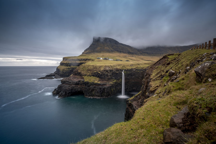 Faroe views