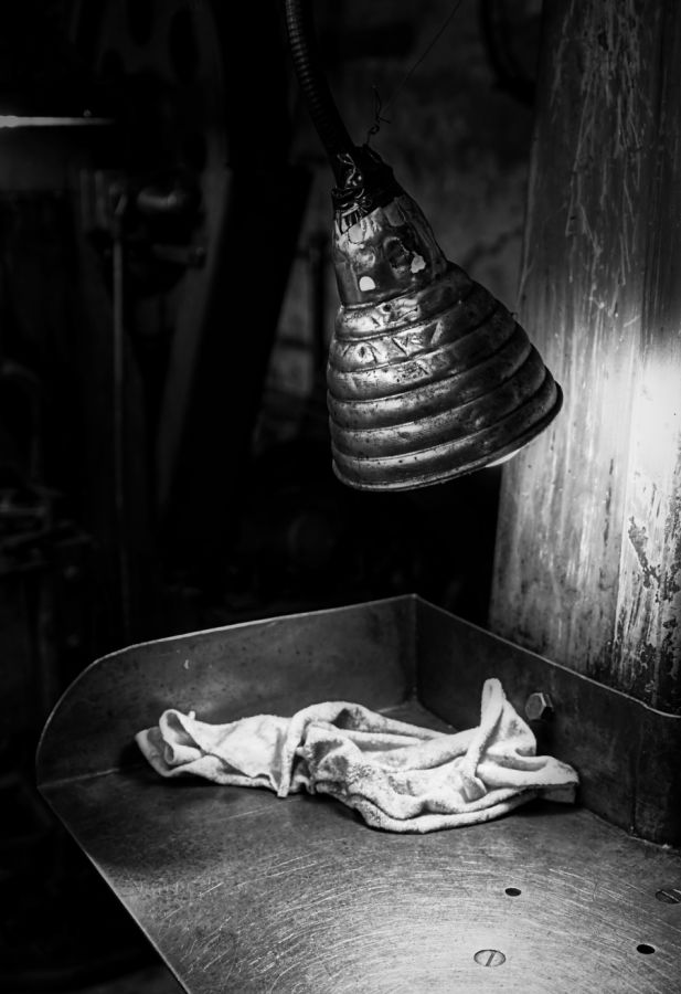lamp & cloth