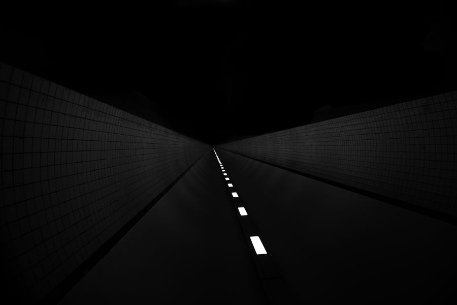 le tunnel lumiere