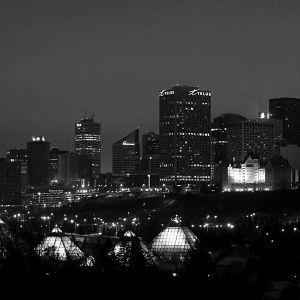 City of Edmonton Skyline @ 6am