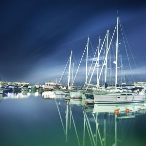 Sani Marina Cloudy Moonlight