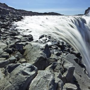 Dettifoss Waterfalls