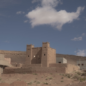 My Kasbah in the Clouds