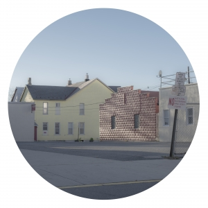 Red House - Yellow Building - Rondel