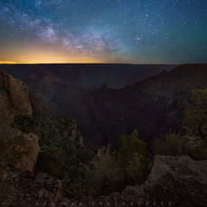 Grand Canyon Night