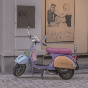 Brussels Scooter