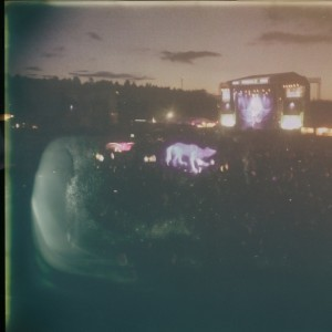 One minute on earth - Pixies concert at the hurrican festival - 3